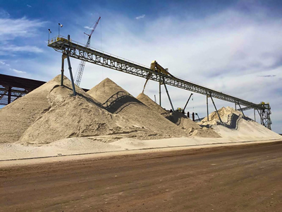What is frac sand? Frac sand is a proppant used in the fracking process. Learn more here.